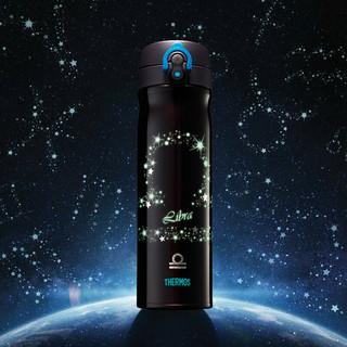 THERMOS 膳魔师 十二星座夜光系列 TCMB-550-LIB 保温杯 550ml 天秤座