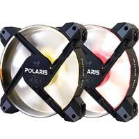 IN WIN 迎廣 北極星 Polaris 鋁框機箱風扇雙包