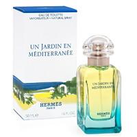 HERMÈS 爱马仕 花园系列地中海花园女士淡香水EDT 50ml