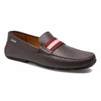 BALLY 巴利 PEARCE系列 620692 商务休闲鞋