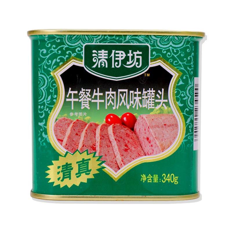 Shuanghui 双汇 午餐猪肉风味罐头340g*3盒