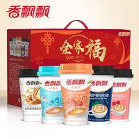 香飘飘  奶茶全家福礼盒 15杯(加赠5包)