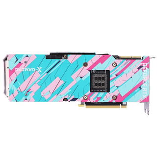 ZOTAC 索泰 GeForce RTX 3090 X GAMING OC 显卡 24GB