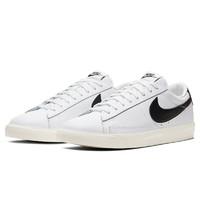 NIKE 耐克 BLAZERLOWLEATHER系列 男子休闲运动鞋 CI6377-101 白色 42