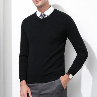 PLAYBOY/花花公子 680M38163 男士舒适修身针织套衫