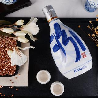 有券的上 : 汾酒 山西杏花村53度青花20清香型高度白酒500ml*6瓶整箱(带礼袋)