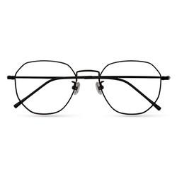 潮库 1899纯钛近视眼镜框(赠1.56防蓝光镜片) *3件