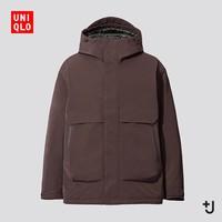 历史低价 : UNIQLO×Jil Sander +J 联名系列 436104 男士宽松连帽外套
