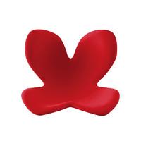 MTG  矫正舒缓护腰脊椎美臀坐垫 5色可选 黑/红/棕/深红/深棕 防止驼背