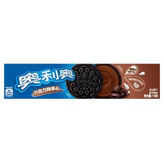 OREO 奥利奥 夹心饼干 巧克力味 116g 盒装