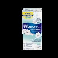 TAMPAX 丹碧丝 导管式卫生棉条 6支