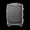 RIMOWA ESSENTIAL SLEEVE系列双杆竖条纹聚碳酸酯TSA海关锁拉链拉杆箱84252634 哑黑色 20英寸