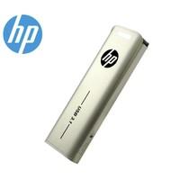 HP 惠普 X796w USB3.1 U盘 64GB 香槟金