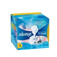 whisper 护舒宝 未来感·极护液体敏感肌系列液体日用卫生巾 24cm*18片 北美商超版