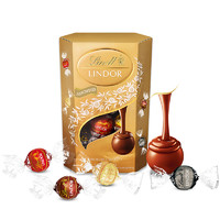 Lindt 瑞士莲 LINDOR软心 精选巧克力 混合口味