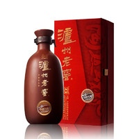LUZHOULAOJIAO 泸州老窖 紫砂大曲酒 52%vol 浓香型白酒