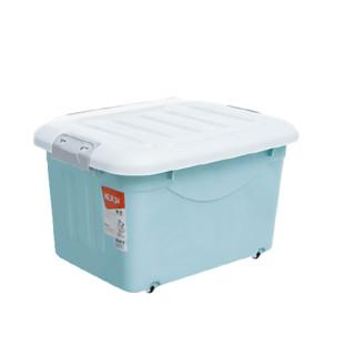 Citylong 禧天龙 加厚特大号收纳箱塑料家用衣服储物搬家整理箱周转箱收纳盒