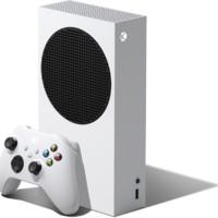 Microsoft 微软 Xbox Series S 游戏机 512GB 白色