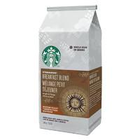 STARBUCKS 星巴克 早餐综合咖啡豆 中度烘焙 340g