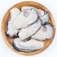 京东PLUS会员:渔游记  生蚝肉去壳 1000g *2件