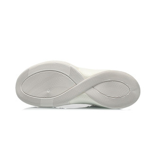 LI-NING 李宁 音速8系列 篮球鞋 ABAQ107-3 云雾白/柔玫瑰粉 42