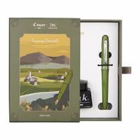 京东PLUS会员:PILOT 百乐 FP-78G 钢笔 意式风情 墨水礼盒装 *3件 +凑单品
