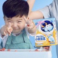 小鹿蓝蓝 益生菌宝宝零食溶豆 20g