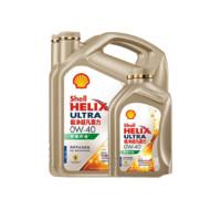 Shell 殼牌 超凡喜力系列 極凈超凡 車用潤滑油組合裝 0W-40 SP 4L*2+1L*2