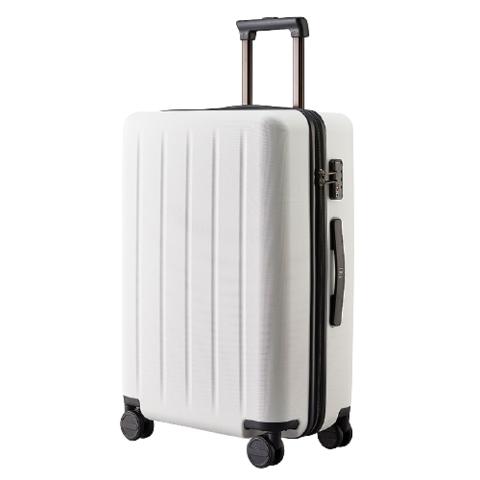 NINETYGO 90分 小米行李箱拉杆箱拜尔PC静音万向轮密码箱大容量登机箱旅行箱拉杆箱20寸24寸28寸