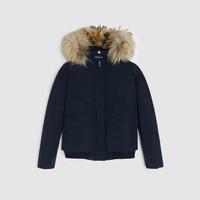 银联爆品日:Woolrich Luxe Bomber 女士羽绒夹克