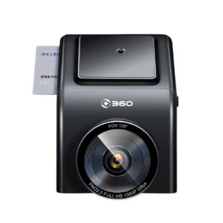 360 G系列 G380 ETC一体 行车记录仪 单镜头 64G卡