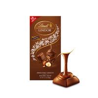 Lindt 瑞士蓮 LINDOR軟心 榛仁巧克力