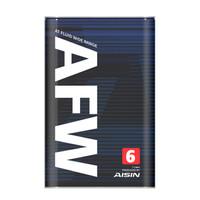 京东PLUS会员:AISIN 爱信 ATF AFW6 自动变速箱油 12L保养 循环机换油