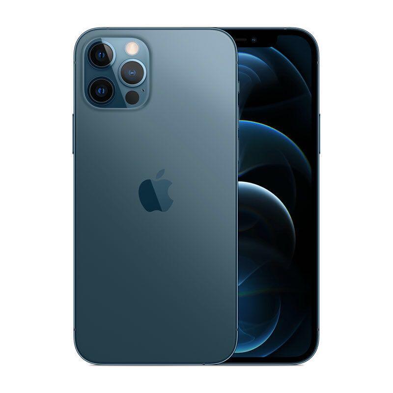 百亿补贴 : Apple 苹果 iPhone 12 Pro Max 5G智能手机 256GB 海蓝色