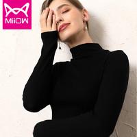 聚划算百亿补贴:Miiow 猫人 PMRW040101 女士保暖内衣打底衫