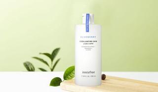 蓝莓平衡柔肤水蓝莓水保湿水大瓶补水320ml