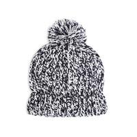 Gap男幼童可爱毛球针织帽秋冬474688 小童帽子儿童洋气毛线帽