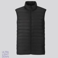 UNIQLO 优衣库 419993 男装 高级轻型羽绒背心(外套)