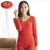 Langsha 浪莎 L88950 女士保暖内衣套装