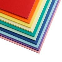 TANGO 天章 P5208 A4彩色卡纸厚硬卡纸 十色混装 160克 100张/包