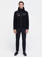 DESCENTE 迪桑特 D0491SKTC0 加拿大速滑队 男士保暖摇粒绒外套