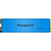 Asgard 阿斯加特 AN3 游戏极速版 M.2 NVMe 固态硬盘 2TB