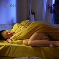DAPU 大朴 精梳纯棉磨毛素色四件套 1.2/1.35m床