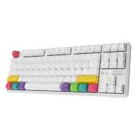 AJAZZ 黑爵 K870T 蓝牙/有线 机械键盘(国产轴、RGB)