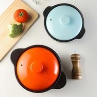 佳佰 陶瓷砂锅 明火专用 1.6L