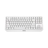 CHERRY 樱桃 MX Board 1.0 TKL 87键 有线机械键盘 白色 无光 青轴