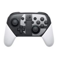 Nintendo 任天堂 海外版 pro 游戏手柄 明星大乱斗特别版