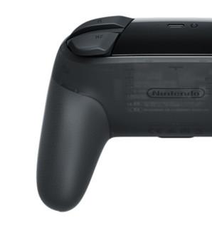 Nintendo 任天堂 海外版 pro 游戏手柄 幻夜黑