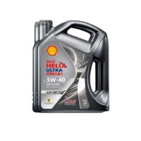 Shell 殼牌 超凡喜力系列 都市光影版 車用潤滑油組合裝 5W-40 SP 4L*2