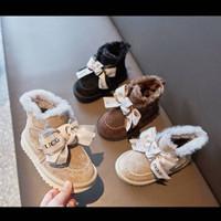 Tasidi-G 儿童保暖雪地靴